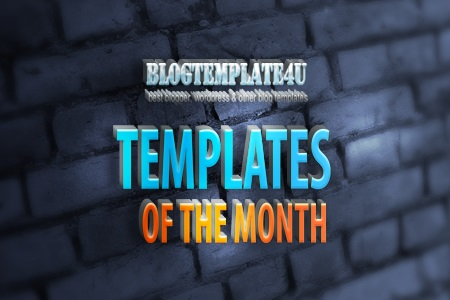 Best Templates of the Month