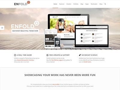 Enfold Multi-Purpose WordPress Theme small