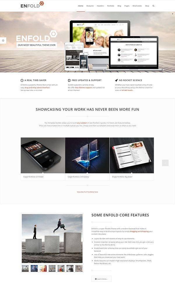 Enfold Multi-Purpose WordPress Theme