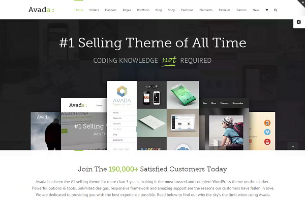 Avada Multi-Purpose WordPress Theme-1