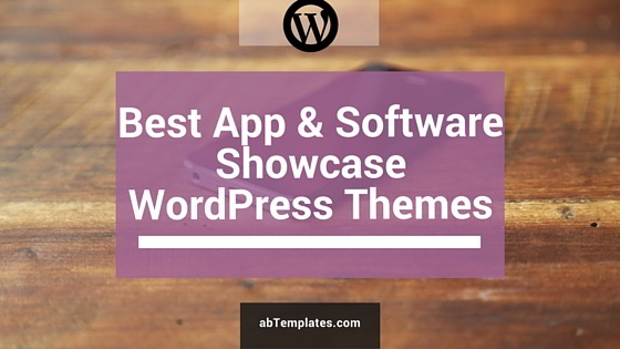App Showcase WordPress Themes