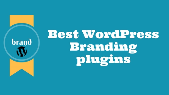 Best WordPress Branding plugins